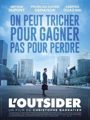 Entré dans la banque par la petite porte en 2000, personne n'aurait pu prédire que le jeune Jérôme Kerviel parviendrait à devenir trader 5 ans plus tard.  Il va gagner ses galons et sa place en apprenant vite. Très vite.  Jusqu'à fin 2007, il sera dans une spirale de réussite : « une bonne gagneuse », « une cash-machine » - comme le surnommaient ses collègues… Mais ......  Film français de Christophe Barratier, sorti en France le 22 juin 2016, avec Arthur Dupont, François-Xavier Demaison, Sabrina Ouazani et Mohamed Arezki.  LIRE LA CRITIQUE