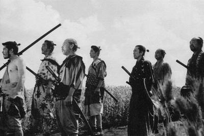 the seven samurai. can i be an eighth?