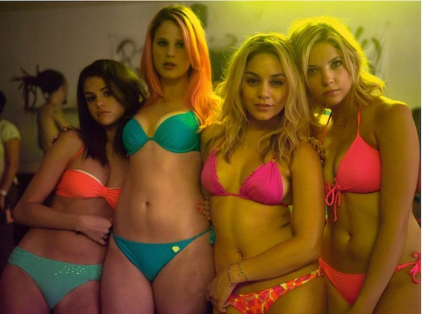 Crítica Spring Breakers