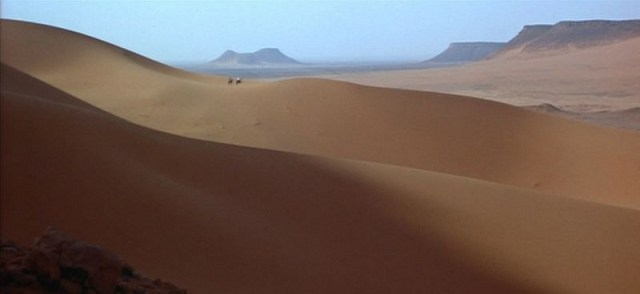 Phenomena Lawrence de Arabia
