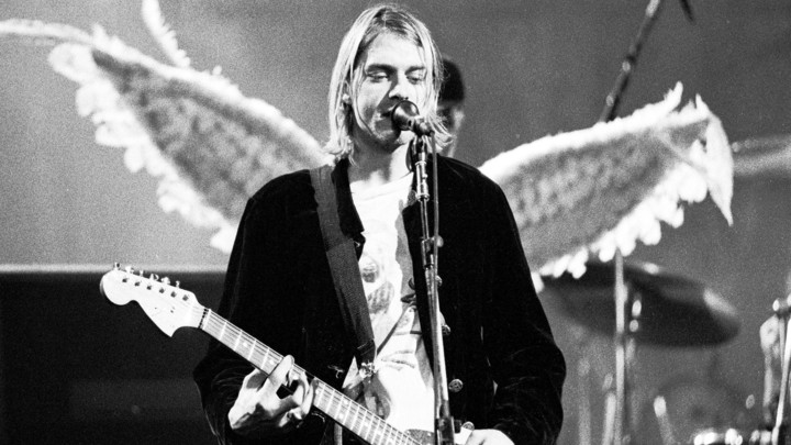 Cobain: Montage of Heck DVD BluRay