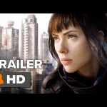 Arrancamos la semana con el nuevo trailer de GHOST IN THE SHELL con Scarlett Johansson