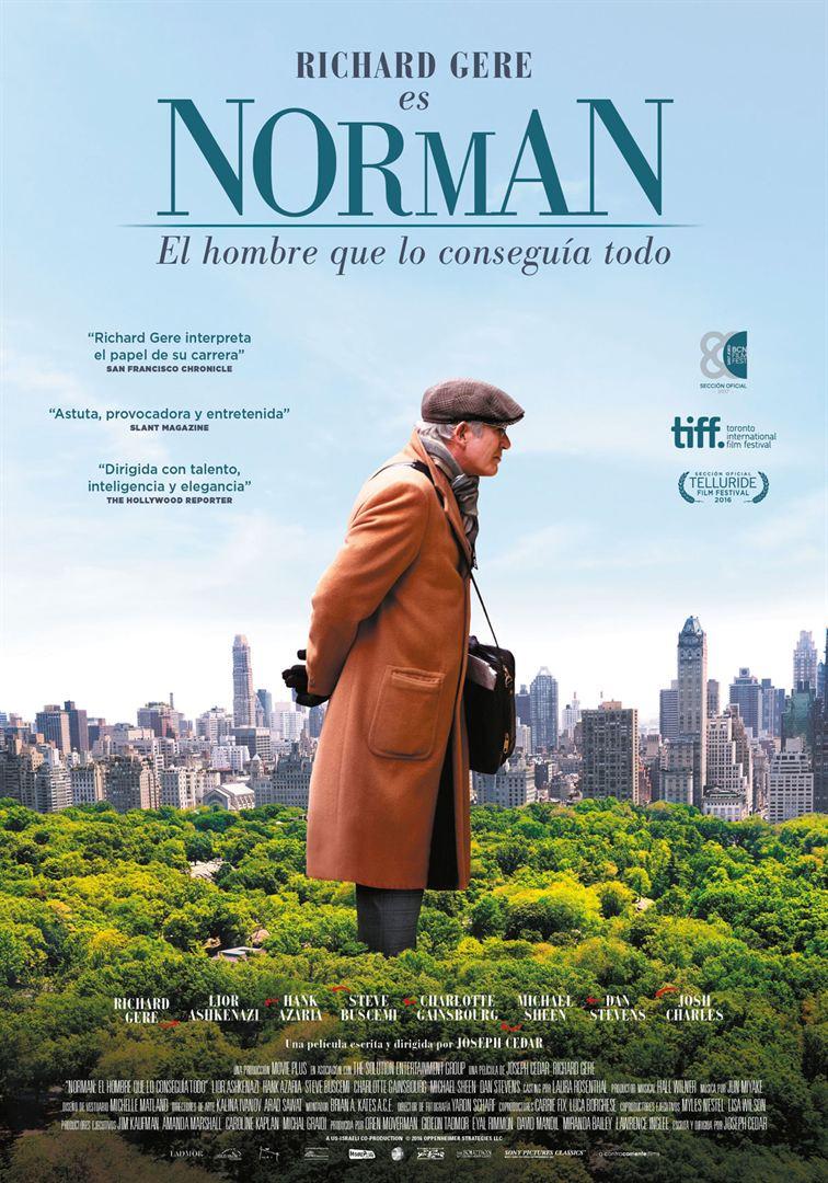 Norman, el hombre que lo sabía todo