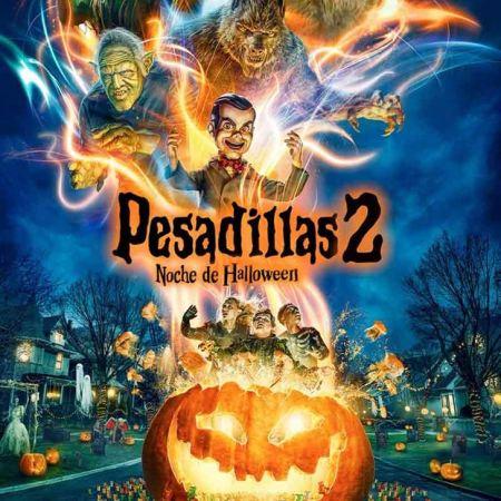 Pesadillas 2: Noche de Halloween-