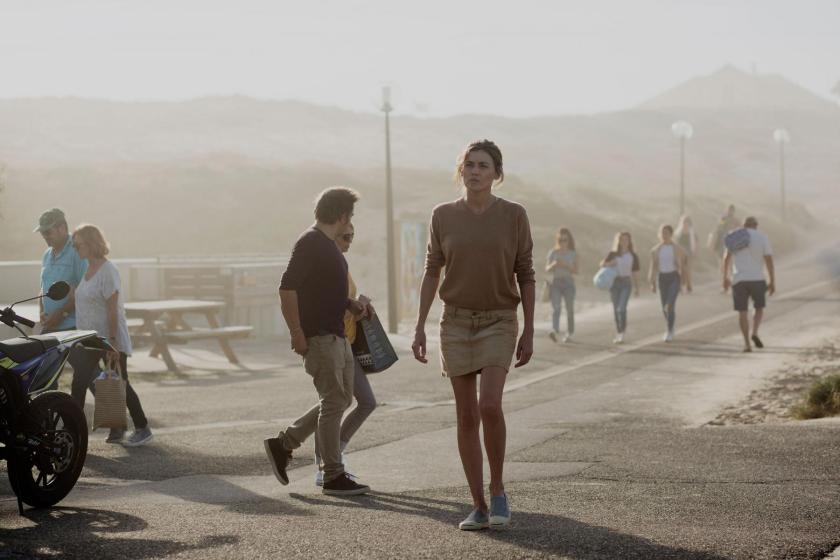 Madre de Rodrigo Sorogoyen a los Premios Goya 2019