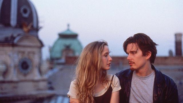 Cine poético: Antes del amanecer