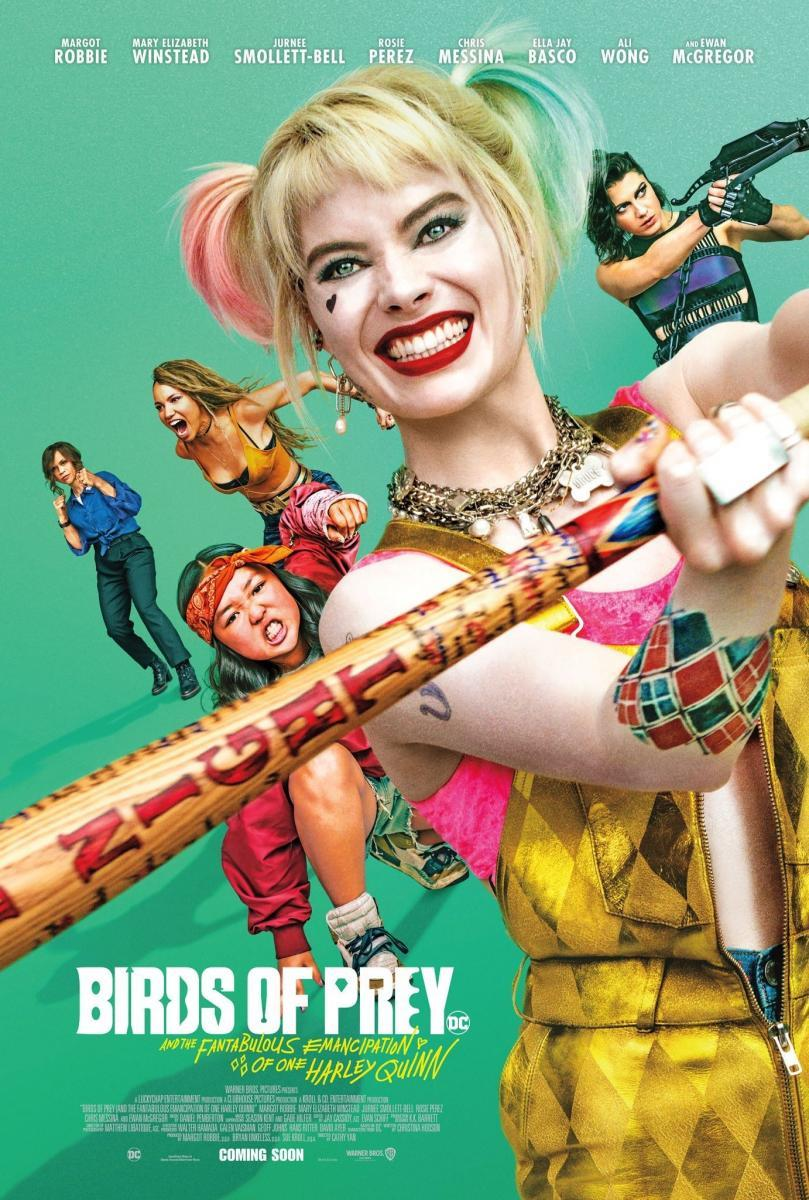 la fantabulosa emancipación de Harley Quinn