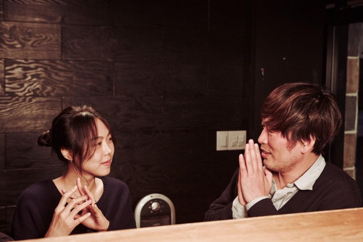 Ahora sí, antes no (Ji-geum-eun-mat-go-geu-ddae-neun-teul-li-da, 2015) Hong Sang-soo