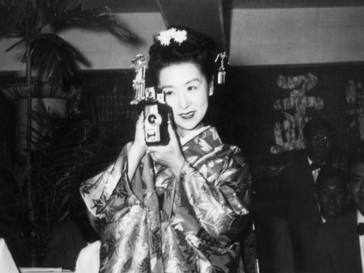 Kinuyo Tanaka directora