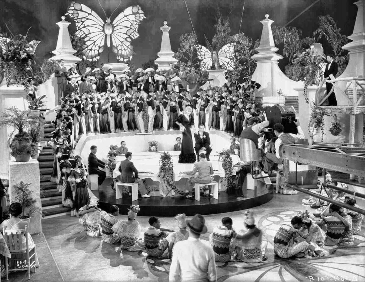 Musicales: Volando hacia Río de Janeiro (Flying Down to Rio, 1933)