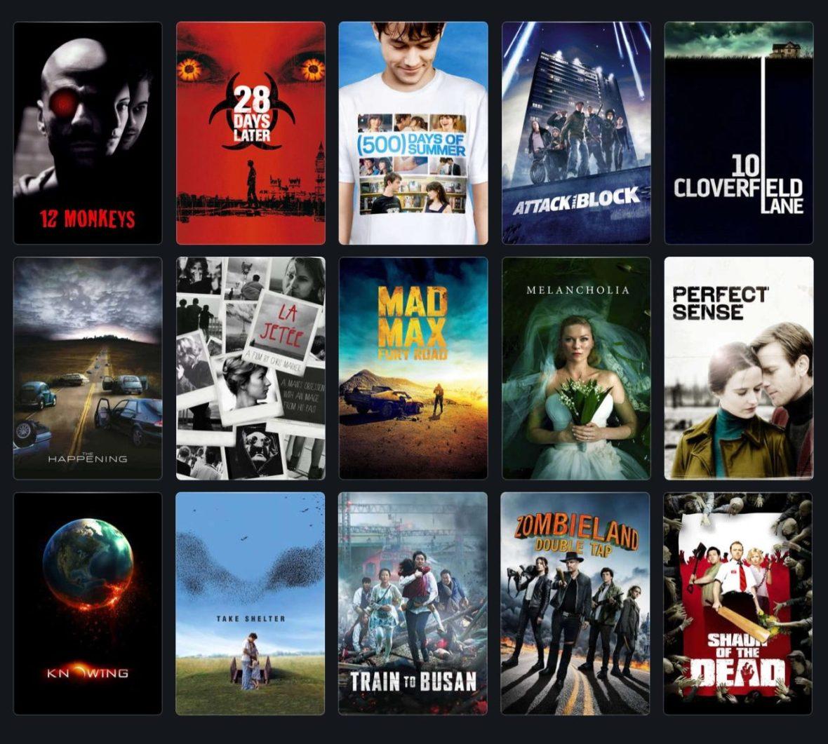 Películas apocalípticas que ver en streaming
