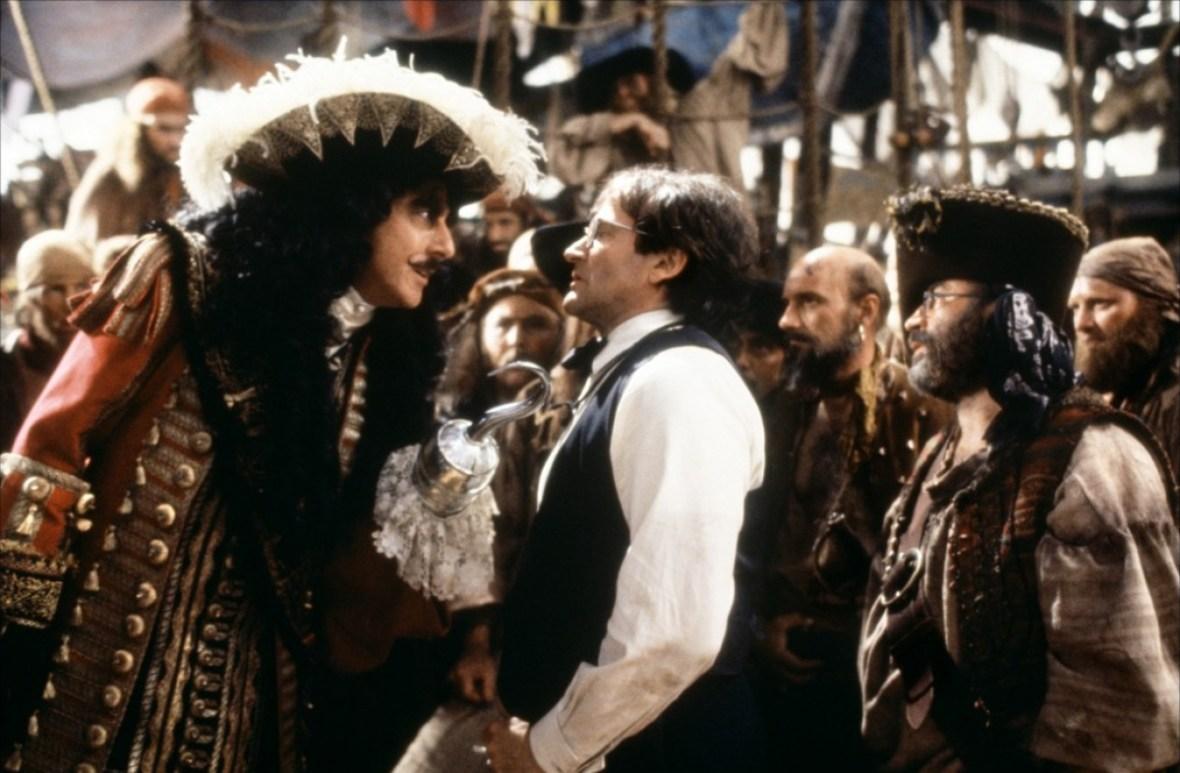 Hook (El capitán Garfio), Steven Spielberg (1991)