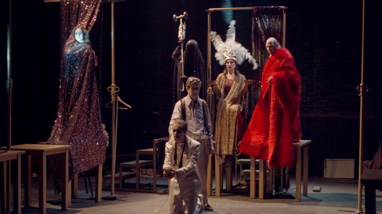 La Zaranda, teatro inestable (Germán Roda, Venci D. Kostov, 2020)