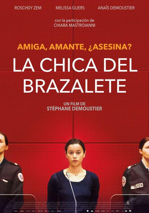 La chica del brazalete (Stéphane Demoustier, 2019)