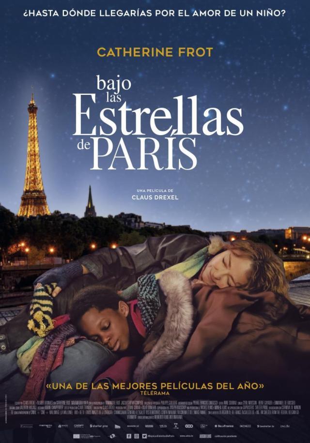 Bajo las estrellas de París (Claus Drexel, 2020)