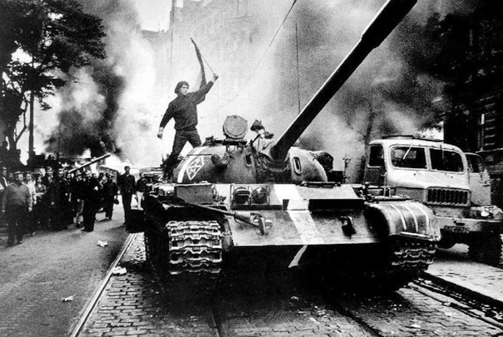 "Nueva ola checoslovaca: ""Oratorio for Prague"""