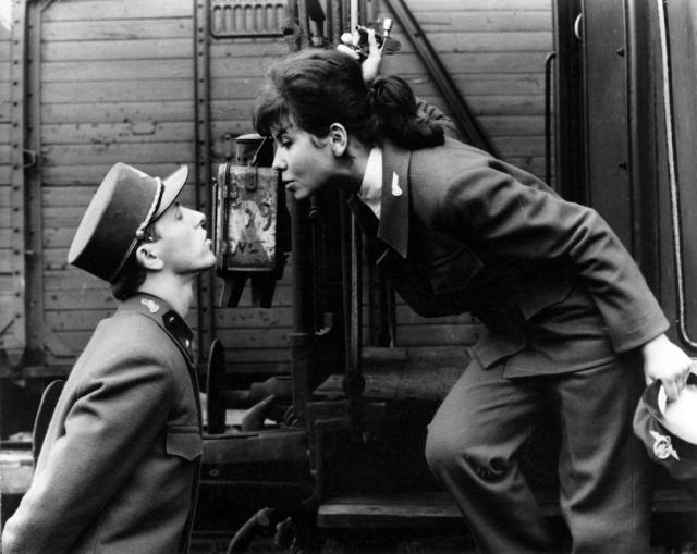"""Nueva ola checoslovaca: """"Trenes rigurosamente vigilados"""""""