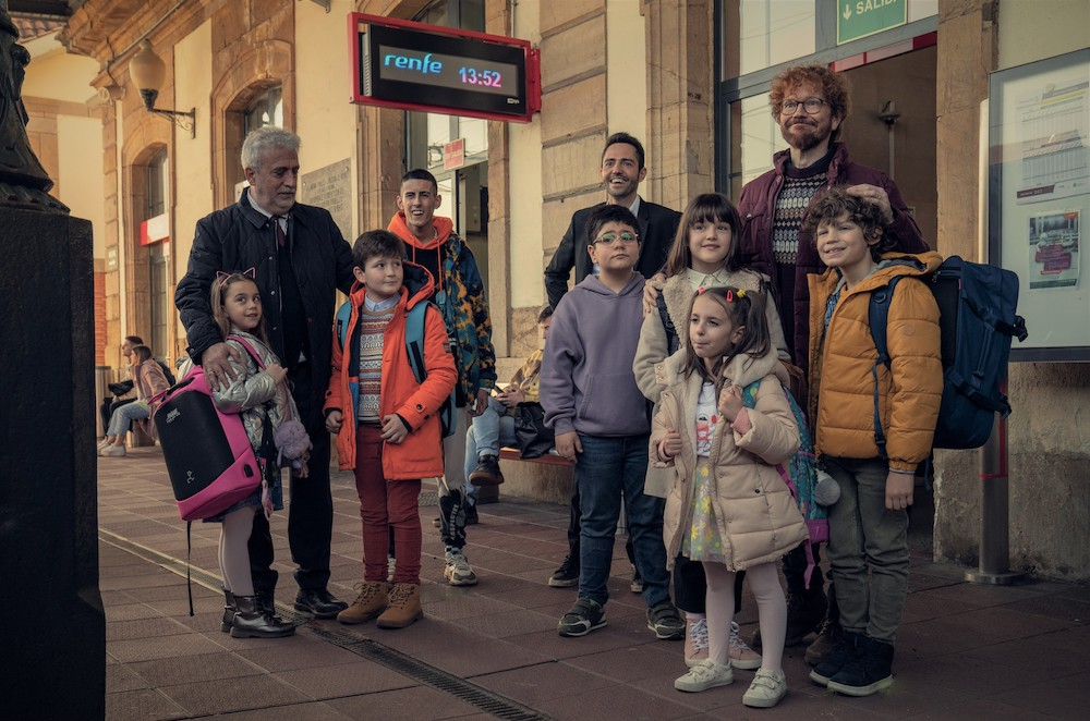 A Todo Tren Destino Asturias Santiago Segura 2021 Cine En Serio