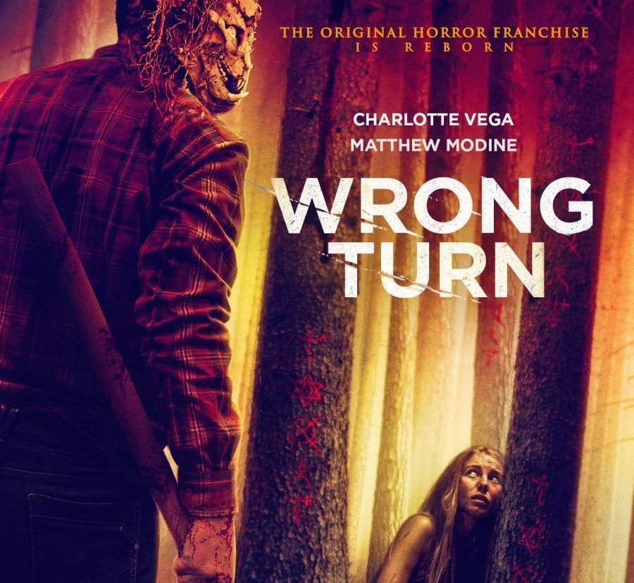 Wrong Turn de Mike P. Nelson