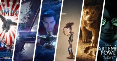 Disney pregatește o mulțime de surprize în 2019