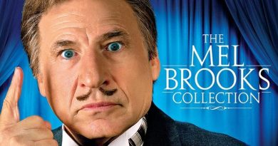 Mel Brooks – it's good to be the king!