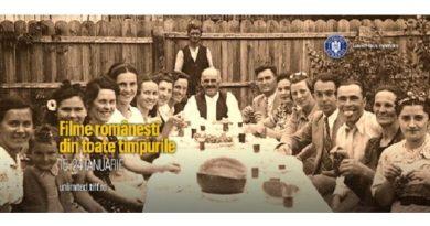 Zece zile de filme românești disponibile în mod gratuit pe TIFF Unlimited