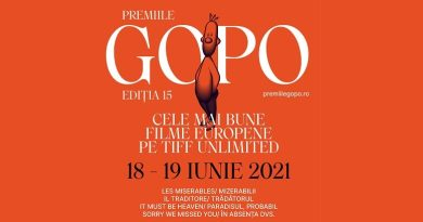 Unde poți vedea filmele nominalizate la Premiile Gopo 2021