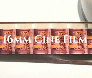 16mm Cine Film CineFilm2DVD.com