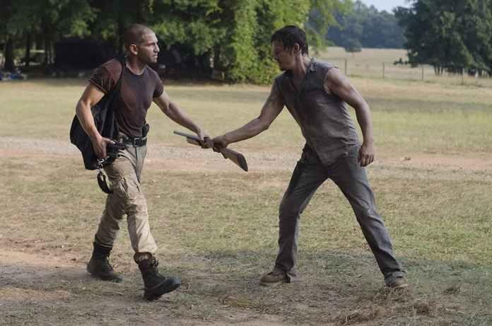 The Walking Dead 2x07