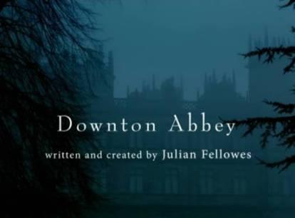 Downton Abbey-episode 1
