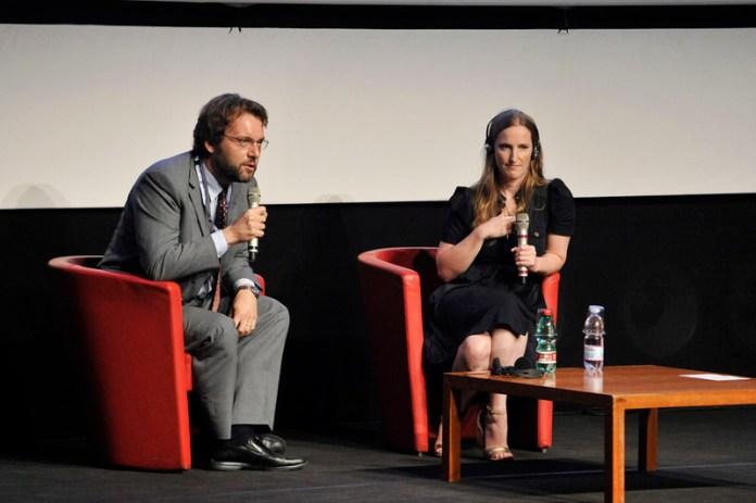 Roma Fiction Fest 2013 Melissa Bernstein e Marco Spagnoli