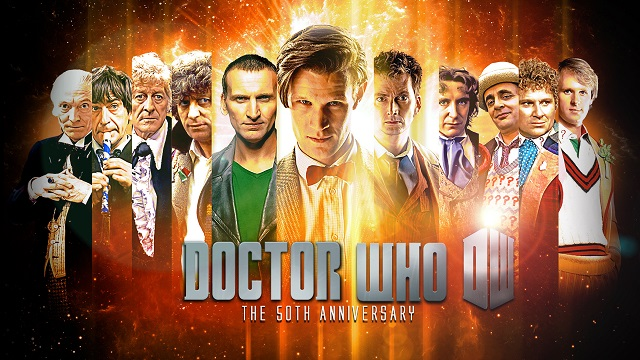 Doctor Who The Day of the Doctor recensione