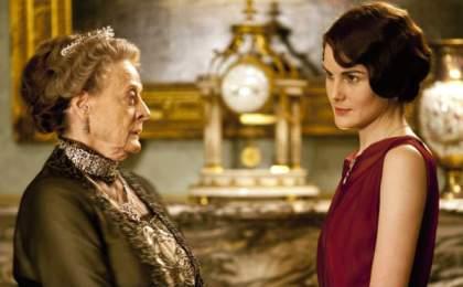 Downton-Abbey-Maggie-Smith-Michelle-Dockery-