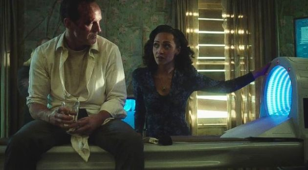 Agents of Shield 1X11 The Magical Place