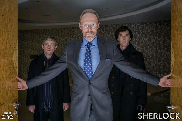 Sherlock 3×03-04