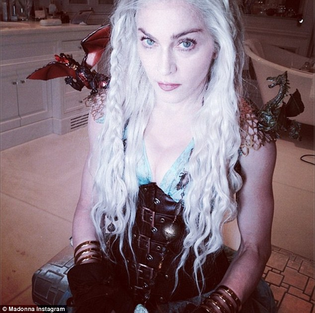 Game of Thrones- Madonna