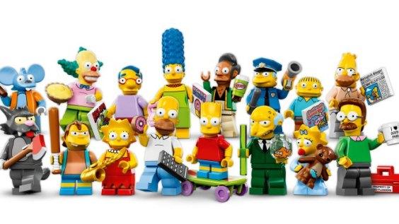 I Simpson Lego 4