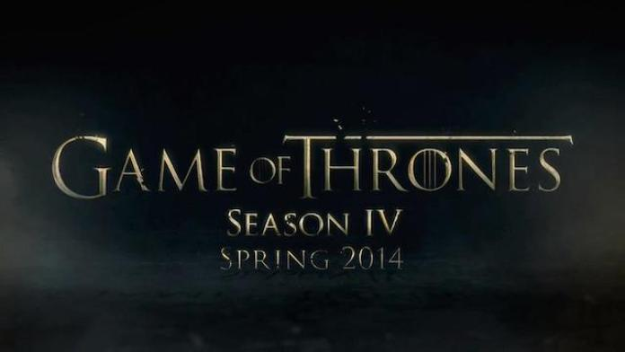 Game of Thrones 4 stagione