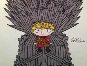 I Griffin – Game of Thrones 3
