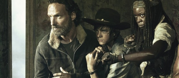 The Walking Dead 5 poster 1