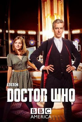 Doctor Who - Season 8 poster