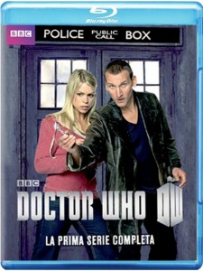 Doctor Who Stagione 1-blu-ray