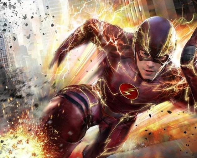 The Flash 1x10