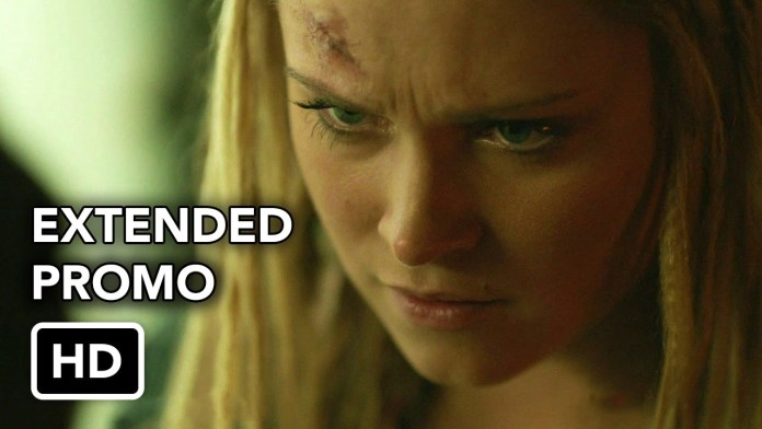 The 100 3x07