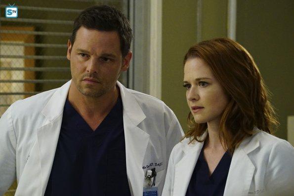 Grey's Anatomy 12x22