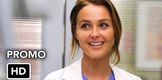 Grey's Anatomy 12×21