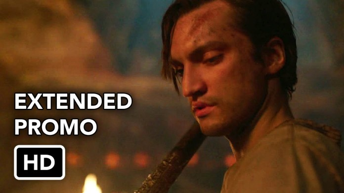 The 100 3x14