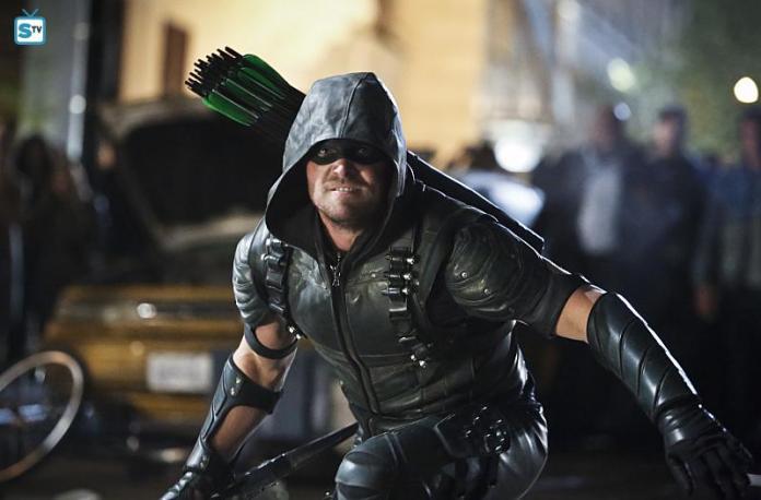 Arrow 4x23