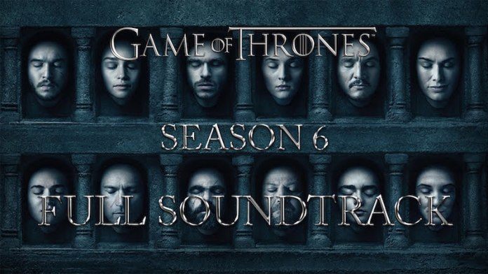Game of Thrones 6 colonna sonora