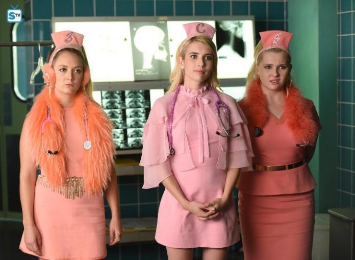 Scream Queens 2x01